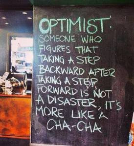 cha cha optimist